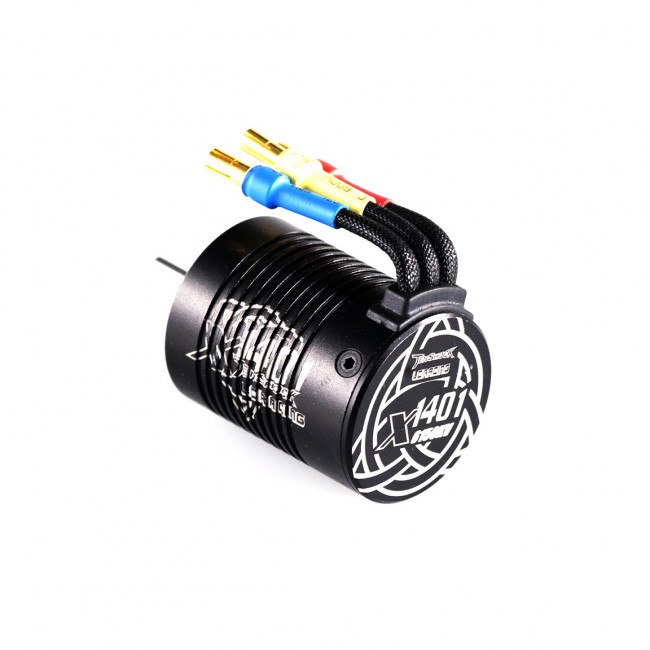 MOTOR BRUSHLESS 2938 6150KV 4 POLOS EJE 3.17MM LC RACING L6167