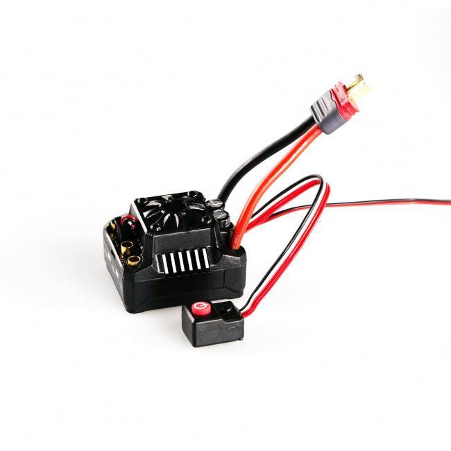 VARIADOR BRUSHLESS HOBBYWING 80A WATERPROOF LC RACING L6183
