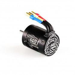 MOTOR BRUSHLESS 2938 6850KV 4 POSO EJE 3.17 LC RACING L6189