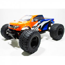 COCHE BRUSHLESS BIGFOOT 1/14 LC RACING EMB-MTH RTR LIPO VERSION (7,4V)