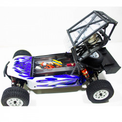 COCHE BRUSHLESS DESSERT 1/14 LC RACING EMB-DTH RTR LIPO VERSION (7,4V)