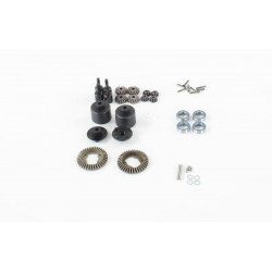 COCHE BUGGY 1/14 LC RACING EMB-1H KIT DE MONTAJE