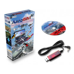 AeroSIM RC (con cable)