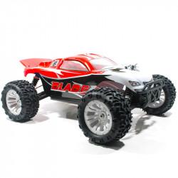 Coche RC Blade TS Nitro 1/10 4WD 18 2Vel. 2.4Ghz Rojo-Blanco