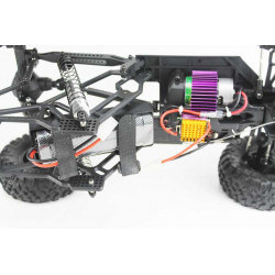 COCHE RC OCTANE VRX SPEED CRAWLER COMPLETO