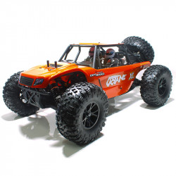 COCHE RC OCTANE VRX SPEED CRAWLER COMPLETO NARANJA
