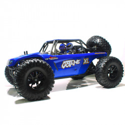 COCHE RC OCTANE VRX SPEED CRAWLER BRUSHLESS+LIPO AZUL