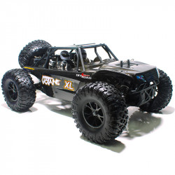 COCHE RC OCTANE VRX SPEED CRAWLER BRUSHLESS+LIPO NEGRO