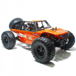 COCHE RC OCTANE VRX SPEED CRAWLER BRUSHLESS+LIPO NARANJA