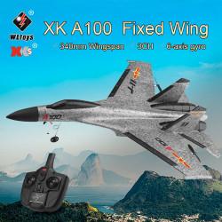 【 XK-A100 】el nuevo caza RC completo y fácil de volar al mejor precio