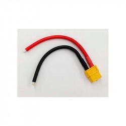 CABLE CON CONECTRO XT60 HEMBRA 10CM