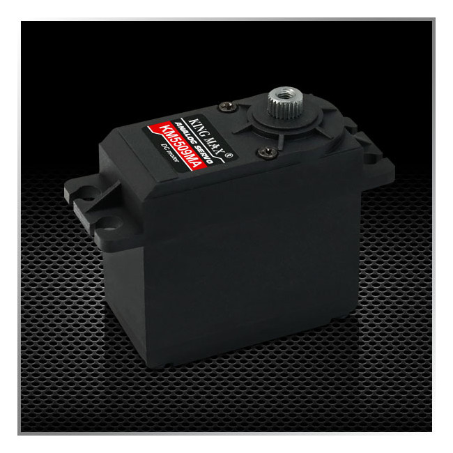 Servo Standard KM5509MA 9.35Kg / 0.13s Piñones Metal