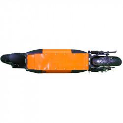 PATINETE ELÉCTRICO MASSCITY MSC005 45KM/H BRUSHLESS 500W BAT. 48V 10A 30KM AUTONOMÍA C/LUCES DE POSICIÓN NARANJA