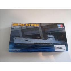 MAQUETA DKM TYPE IX-B U-BOAT ESCALA 1/350