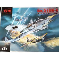 Maqueta Avión DO 215B-5 Escala 1/72