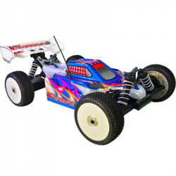 HONG NOR X3 SABRE BUGGY 4X4 RTR BRUSHLESS -SPANISH VERSION- SEMI COMPETICIÓN Y LISTO PARA CORRER