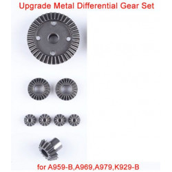 Diferencial Central de Metal a959-b a969-b a979-b k929-b WLToys