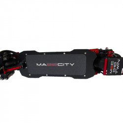 ♥️ PATINETE MASSCITY MSC-010TWIN DOBLE MOTOR DOBLE POTENCIA: 1600W A 60V