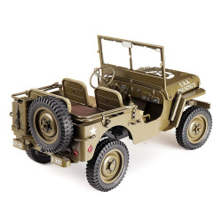 JEEP WILLYS 1941 MB CRAWLER 1/6 ROC HOBBY RTR