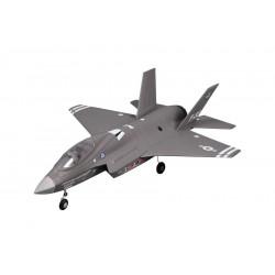 AVIÓN F-35 V2 (EPO) (TURBINA 64MM) PNP