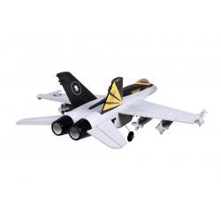 AVIÓN F-18 V2 (EPO) (TURBINA 64MM) PNP