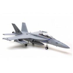 AVIÓN F/A-18F SÚPER HORNET V2 (TURBINA 70MM) PNP