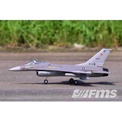 AVIÓN F-16 (EPO) (TURBINA 64MM) PNP