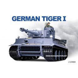 Tanque Tiger I Gris