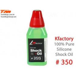 ACEITE SILICONA AMORTIGUADOR K FACTORY 70ML 350