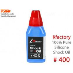 ACEITE SILICONA AMORTIGUADOR K FACTORY 70ML 400