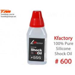 ACEITE SILICONA AMORTIGUADOR K FACTORY 70ML 600