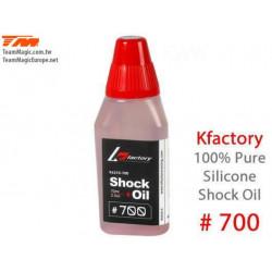 ACEITE SILICONA AMORTIGUADOR K FACTORY 70ML 700