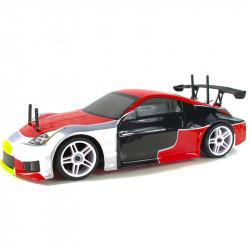 Xeme HSP Touring Skyline EP 4WD 2.4GHZ Rojo-Plata