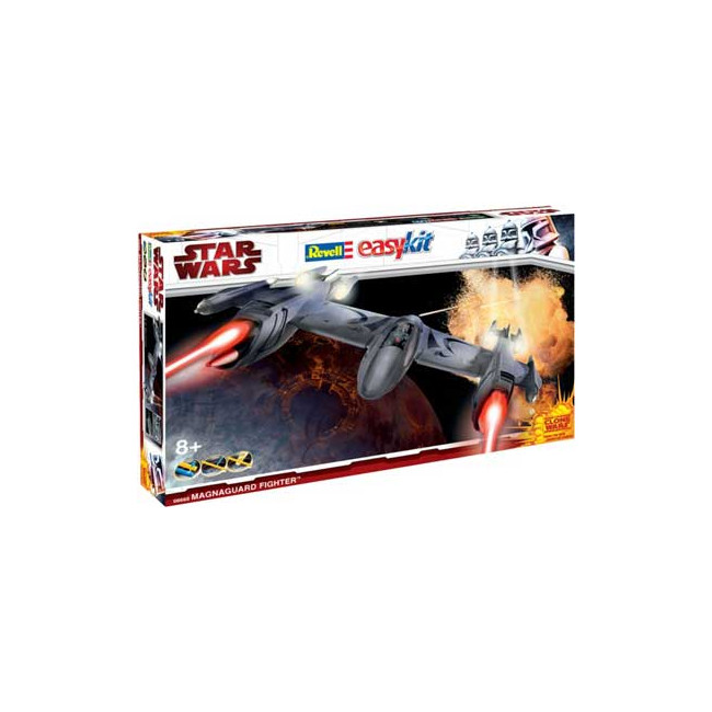 Maqueta Star Wars Caza MagnaGuard