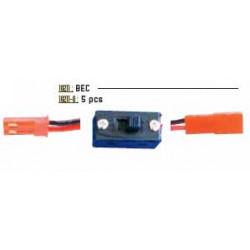 Interruptor Oro BEC-BEC