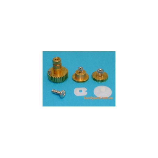 Piñones de Servo Hitec HS205MG Metal