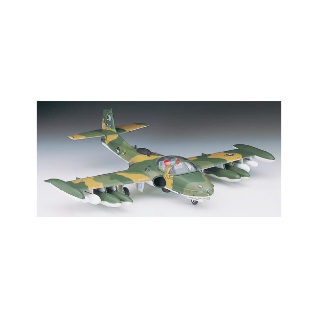 Maqueta A-37 A/B Dragonfly escala 1/72
