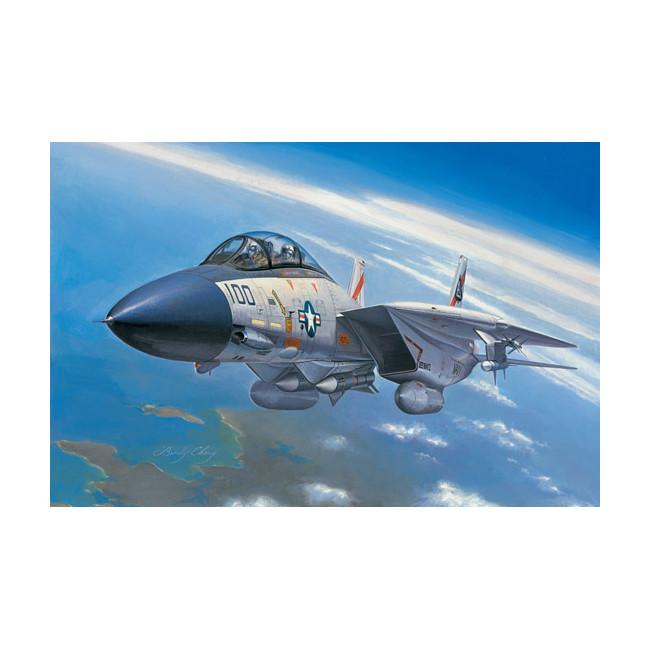 Maqueta F14A Tomcat escala 1/72