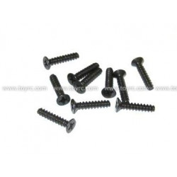 E Clips 2.5mm para coches RC