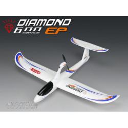 Recambios Fuselaje y Alas Avión Diamond 600