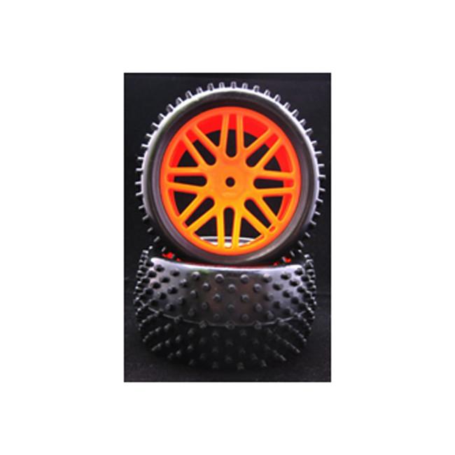 Ruedas Coche RC Buggy Delanteras 1/10 Universal