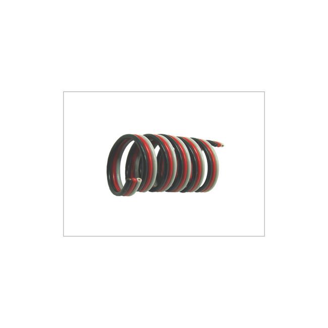 Cable servo tricolor 4metros