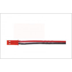 Cable bateria bec macho