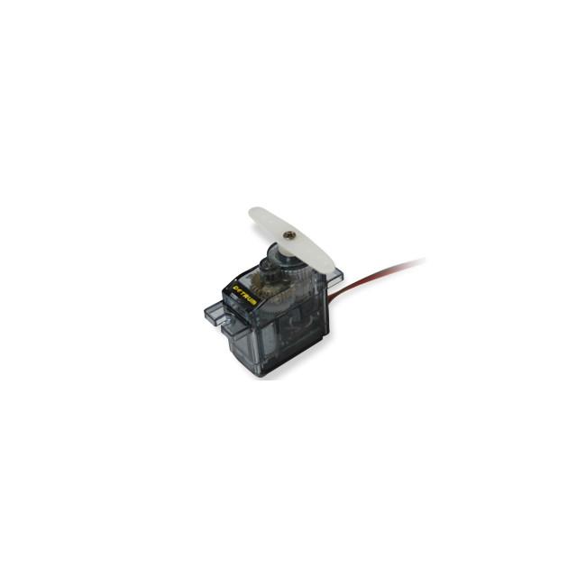 Servo micro 9gr Mitad Piñones Metal Detrum