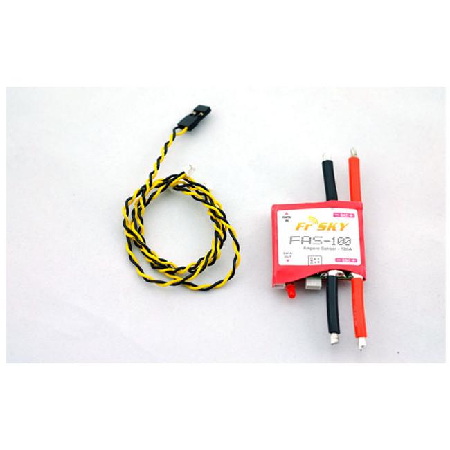 FrSky FAS-100 Sensor Amperímetro 100Amp