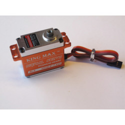 Servo Digital KM6932MDHV Aluminio Piñones Titanio 32KG HV