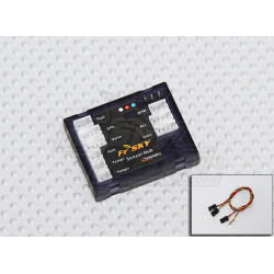 Panel para Conexión de Sensores FrSky
