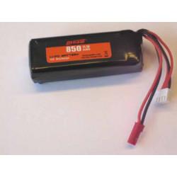 Batería Lipo 11.1vol y 850mHa 15C Descarga
