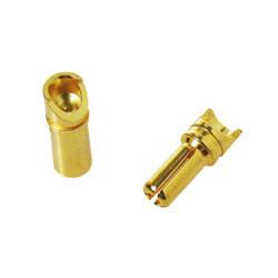 Conector Oro 3.5 DB3 Dualsky