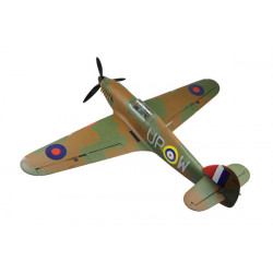 Avión Hawker Hurricane RC Dynam PNP R.T.F.